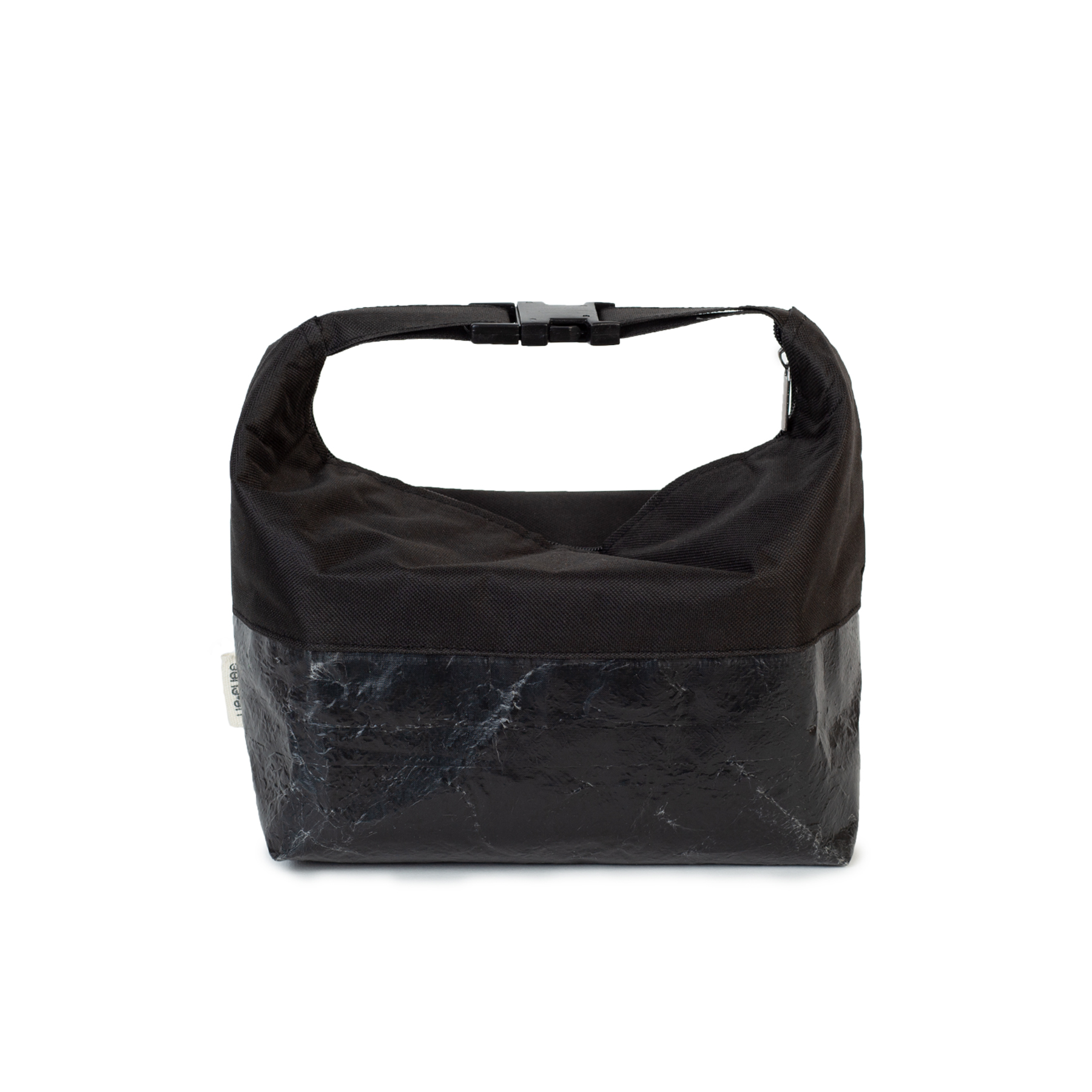 Black - Lunch Bag